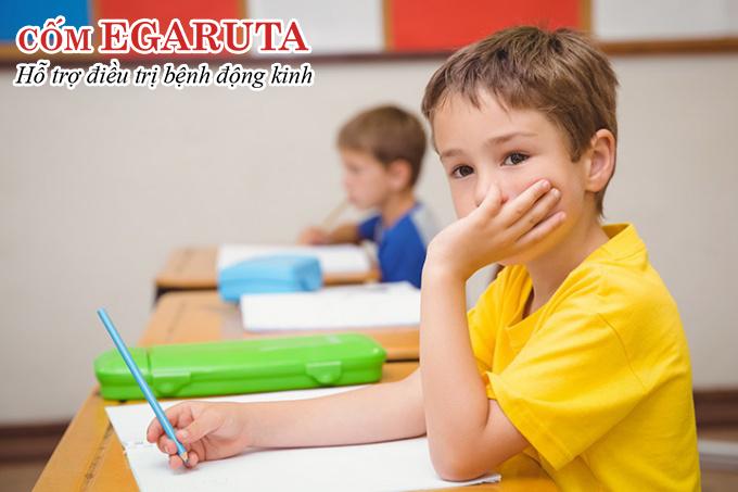 Động kinh vắng ý thức thường gặp ở trẻ em và thiếu niên